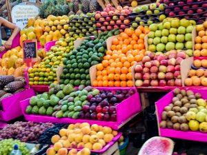 aoyama farmers market @unu