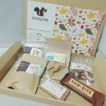 《SNAQ.ME》チョコレートBOXのラインナップ。