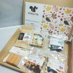 《SNAQ.ME》紅茶BOXのラインナップ。