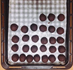cacao ball
